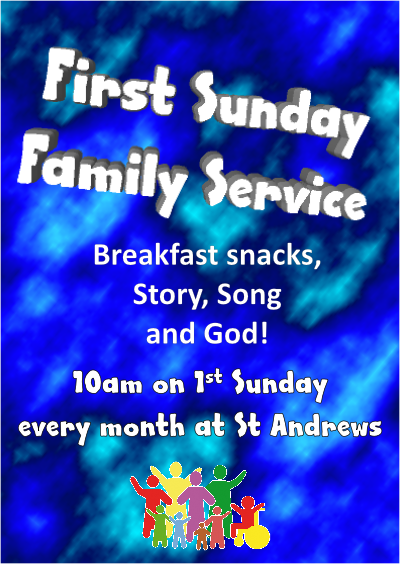 First Sunday Family Service